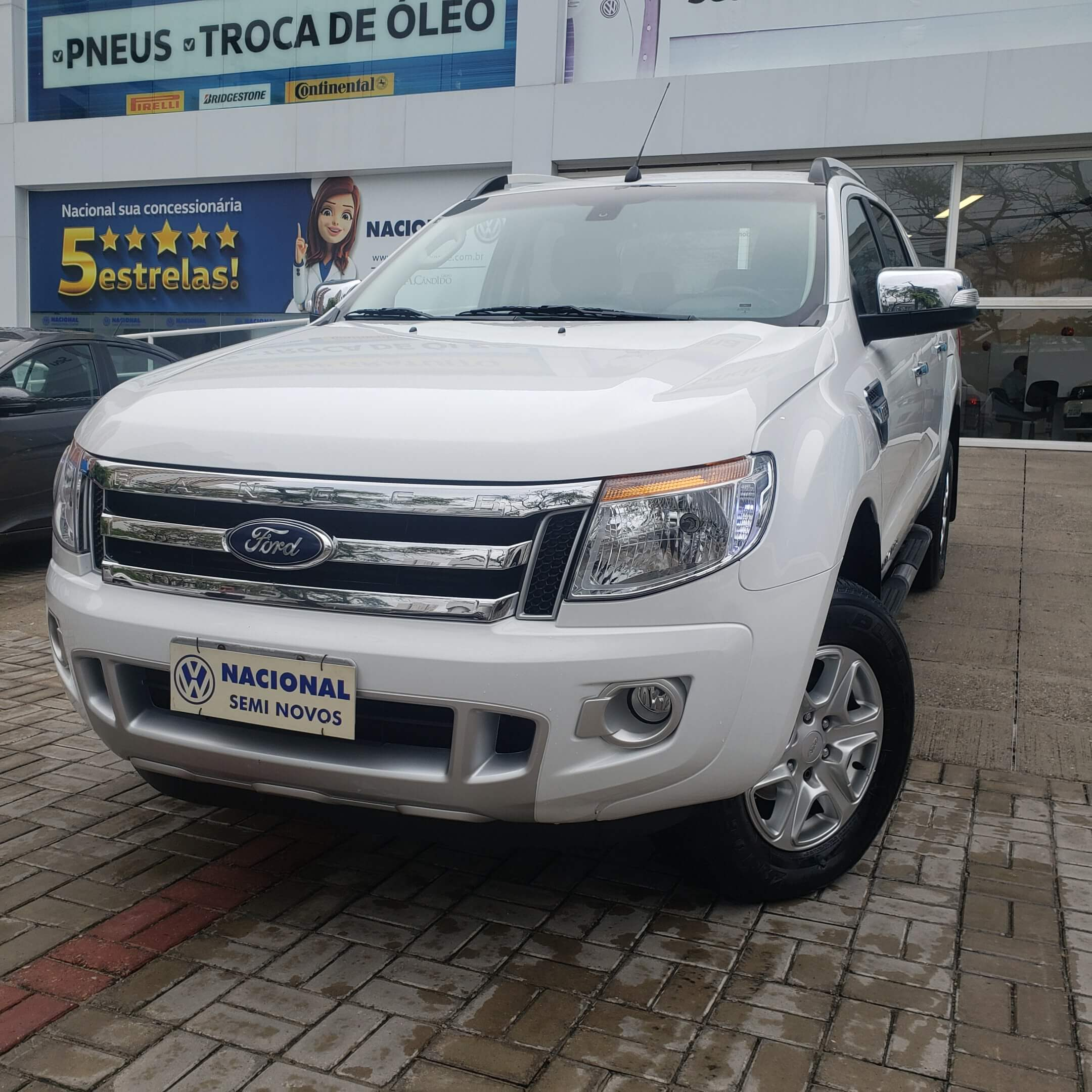 Ranger Limited 4x4 3.2 Diesel Automático